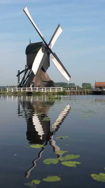 Windmill on De Vliet