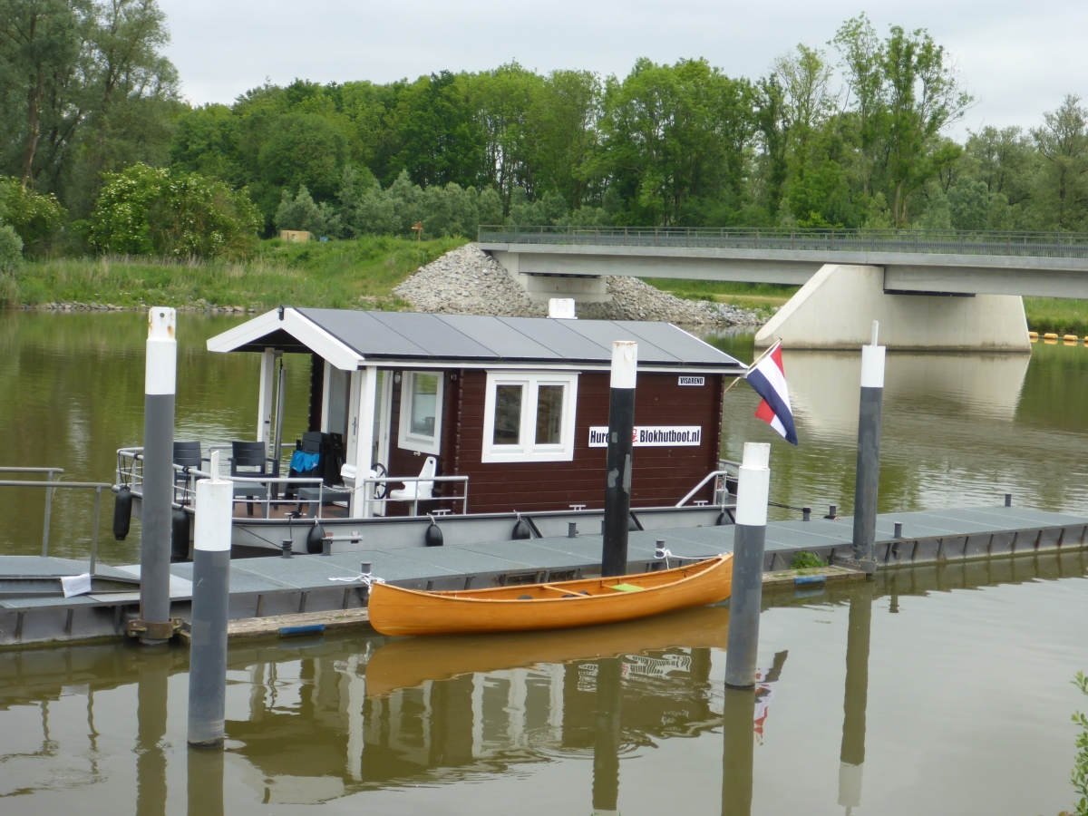 Dock at Biesbosch Museum