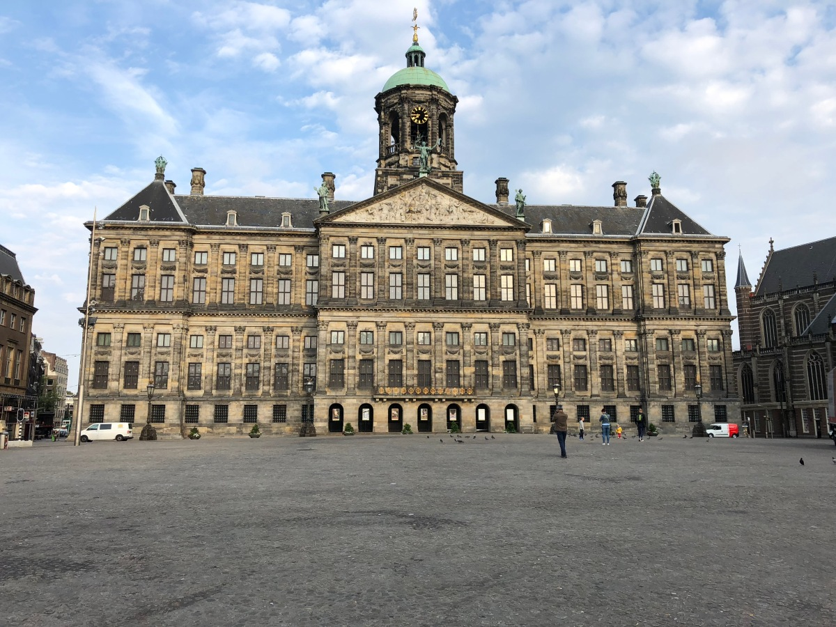 The Dam in Amsterdam