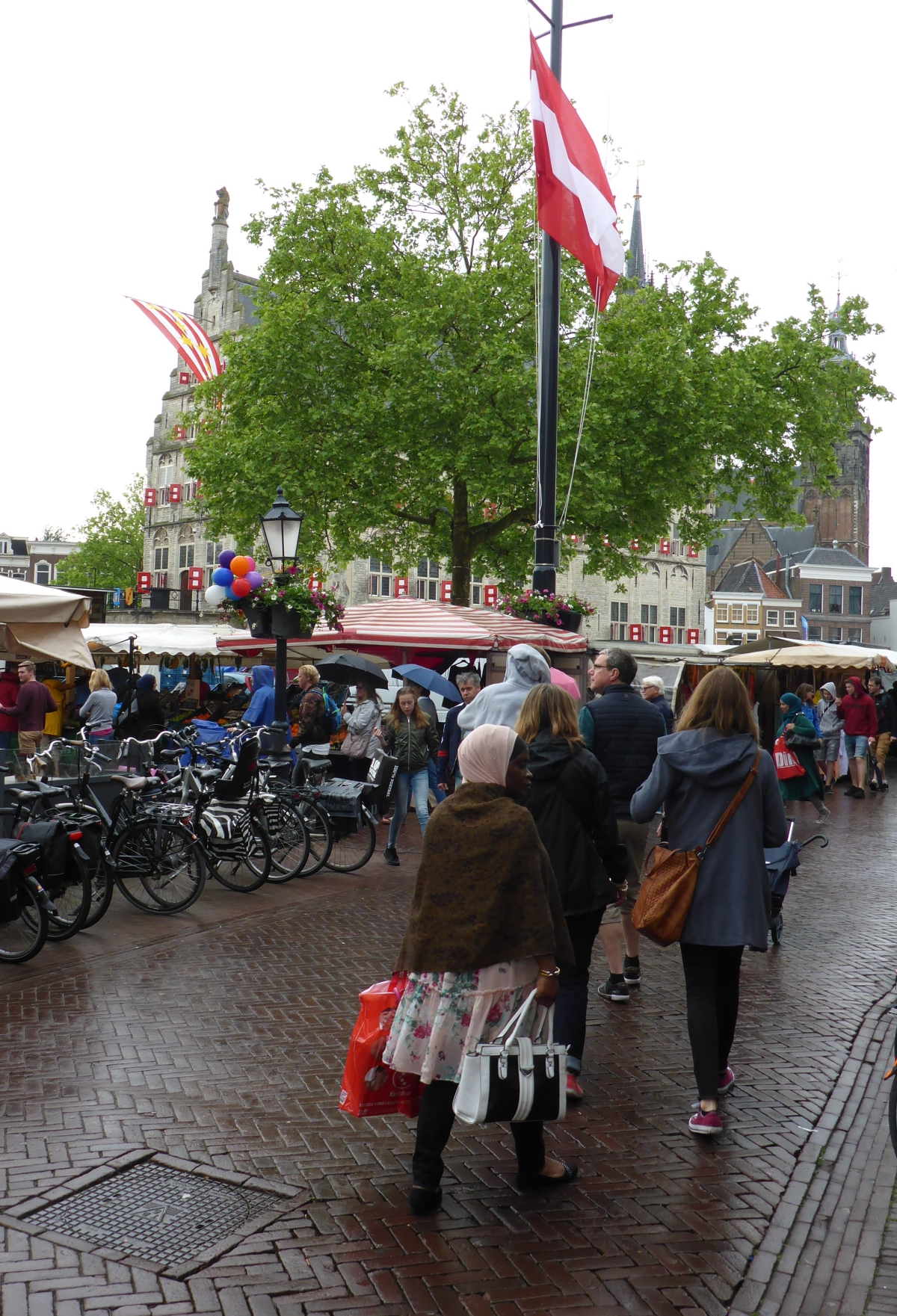 Gouda: Market Day