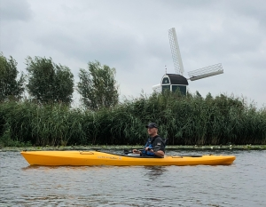 14 foot Wilderness Kayak