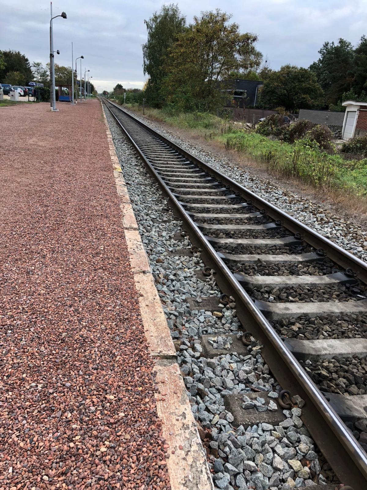 One Track Town -Balen, Belguim