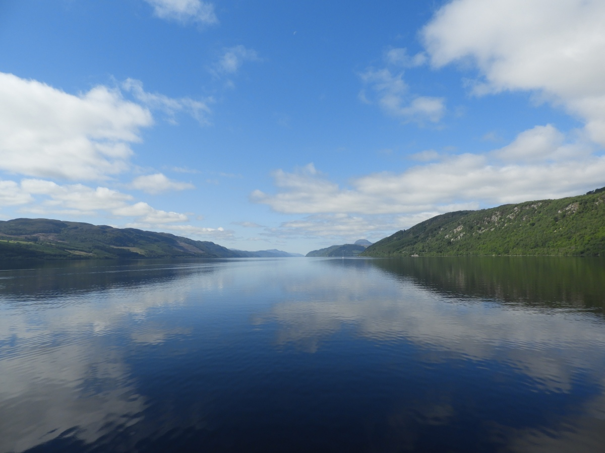 Loch Ness looking South