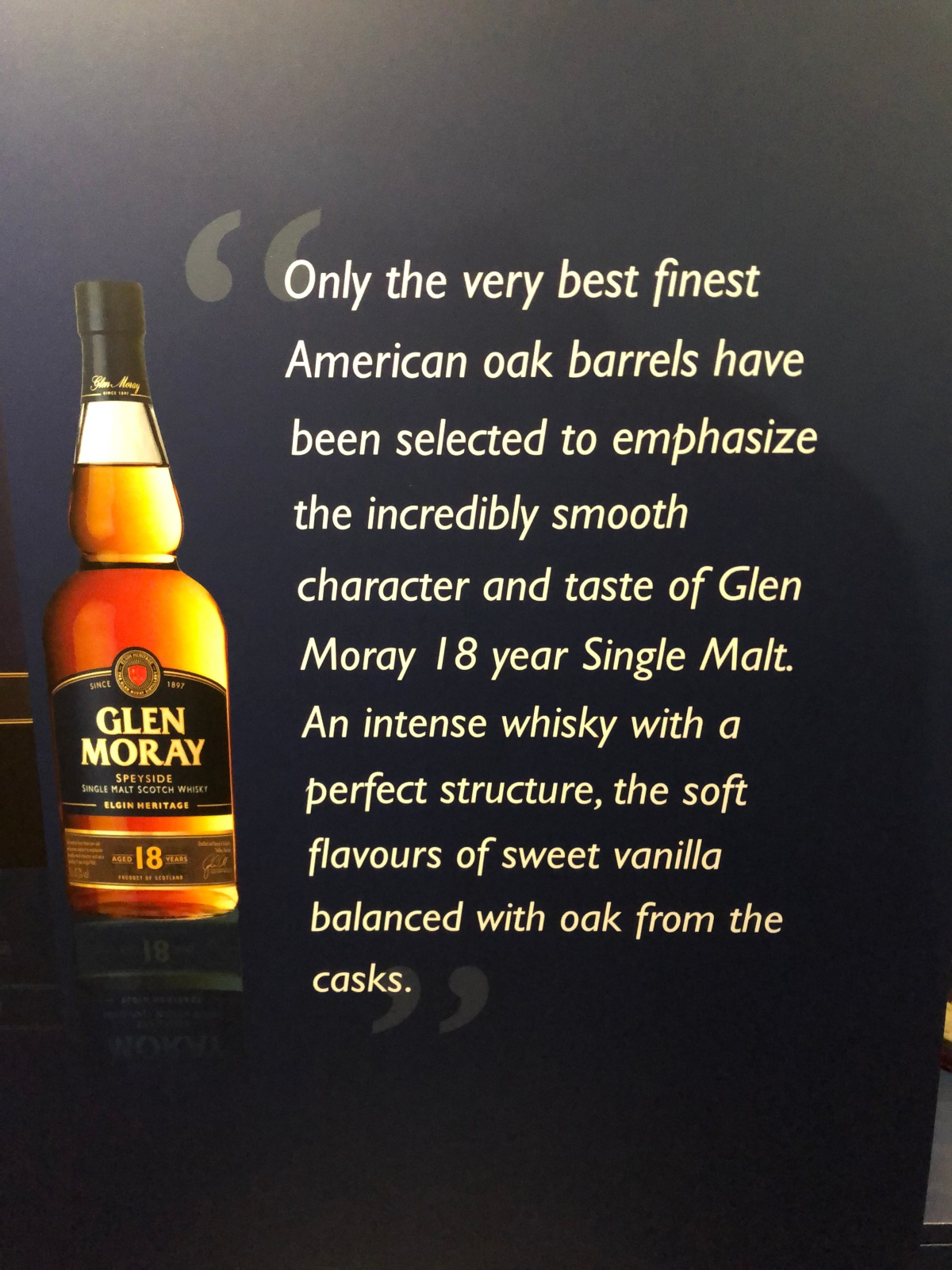 An American, Scottish Whiskey connection