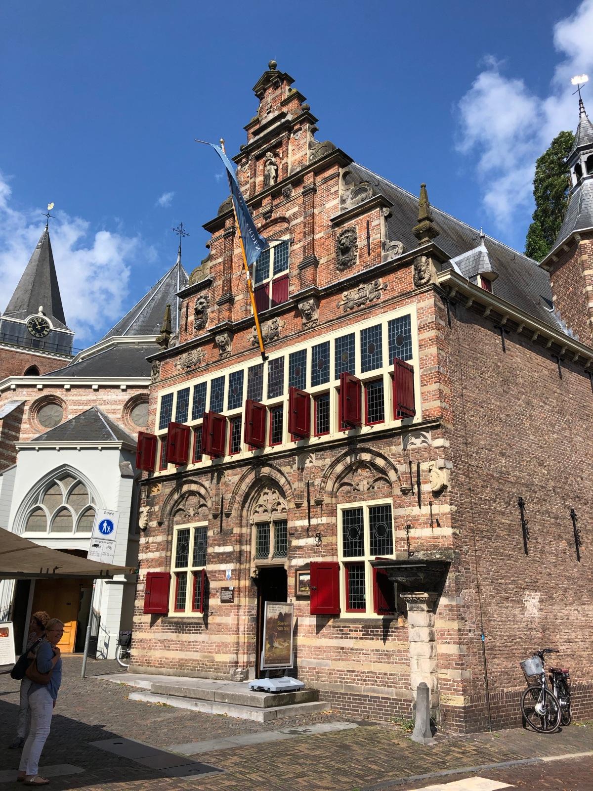 Stad Museum in Woerden