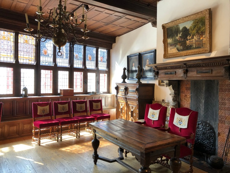 Woerden Old City Council Room