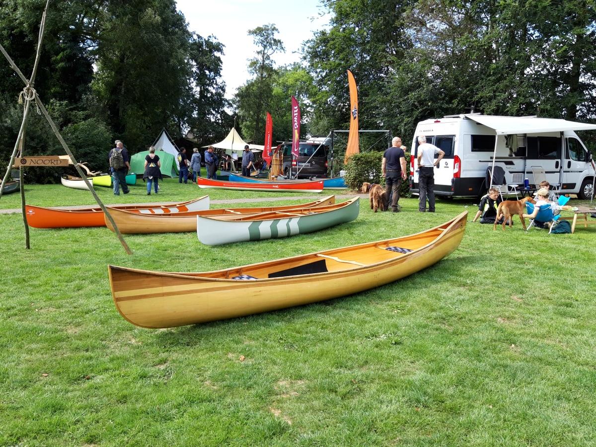 Wood Canoes from canoe builder Ranger Canoes
