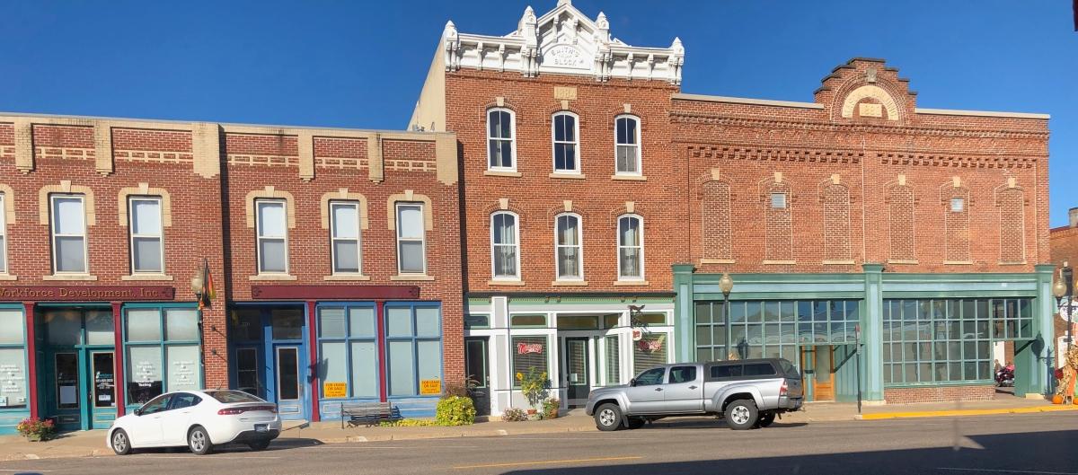 Downtown Wabasha, Minnesota