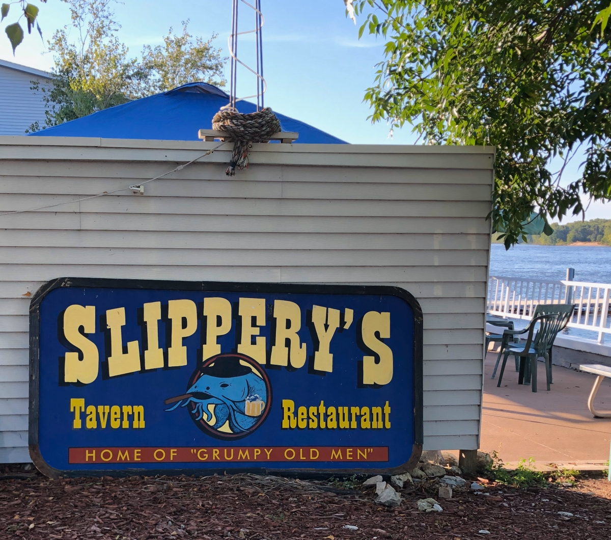 Slippery's Restaurant in Wabasha