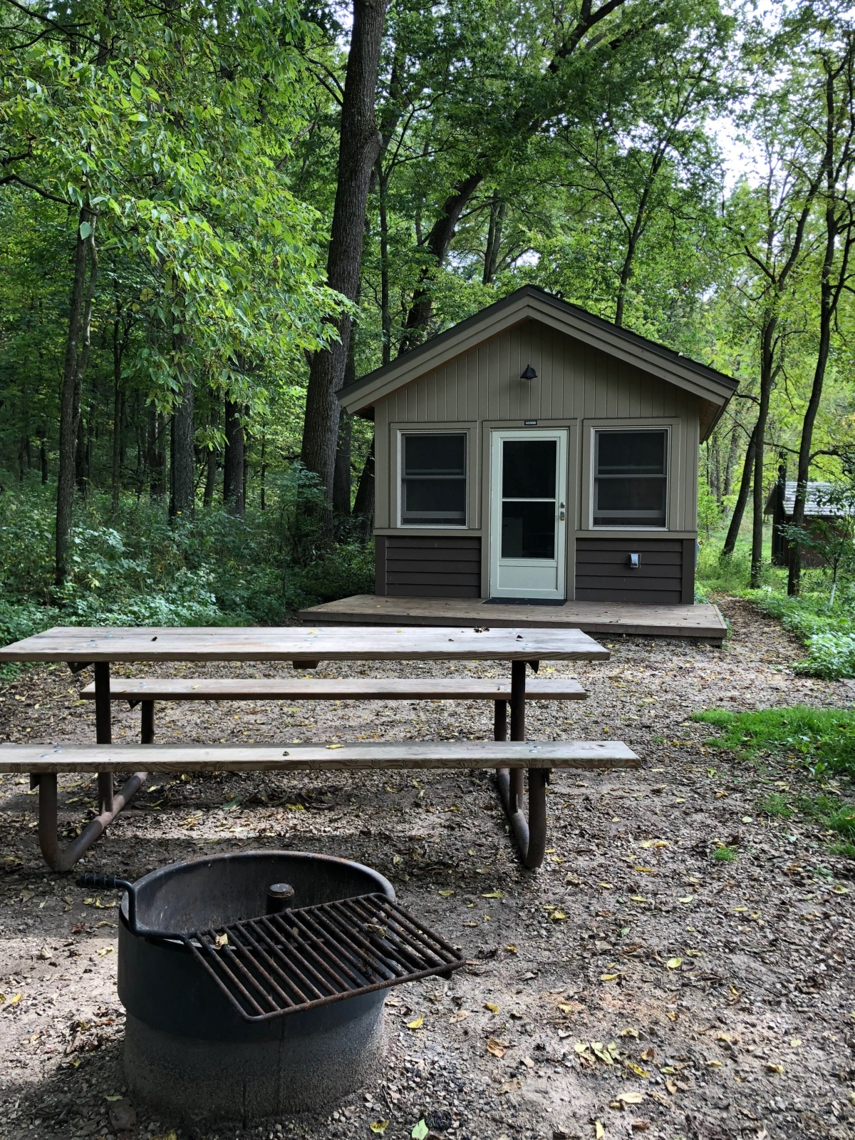 Whitewater State Park Cabin