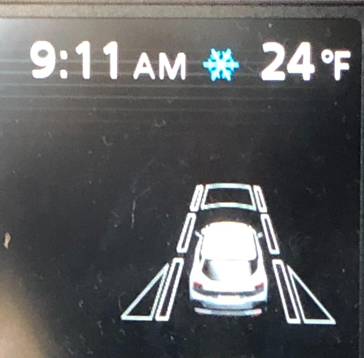 Cold Morning Georgia Highing Temperature