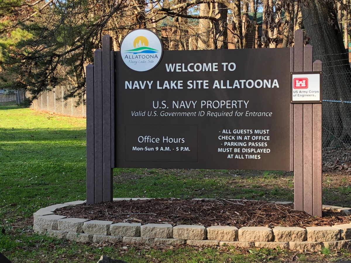 Navy/Army Cooperation at Lake Allatoona